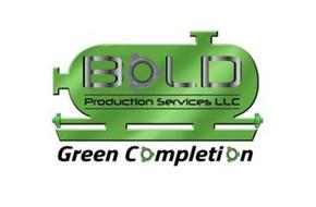 BOLD PRODUCTION SERVICES LLC 15000 CWP BPS 3° FIG 1502 GREEN COMPLETION