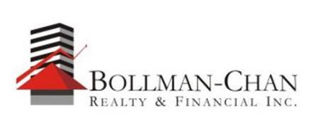 BOLLMAN-CHAN REALTY & FINANCIAL INC.