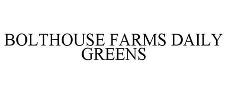 BOLTHOUSE FARMS DAILY GREENS