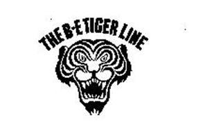 THE B-E TIGER LINE