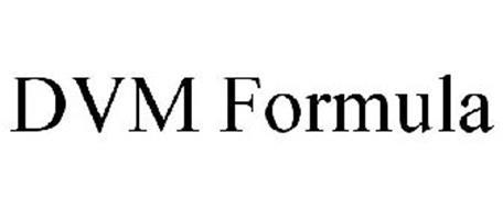 DVM FORMULA