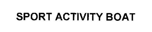SPORT ACTIVITY BOAT