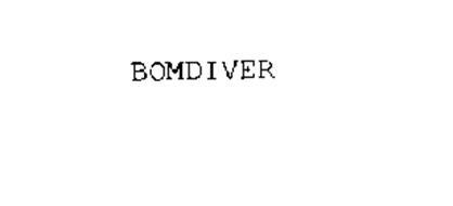 BOMDIVER