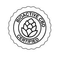 BIOACTIVE CBD CERTIFIED