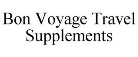 BON VOYAGE TRAVEL SUPPLEMENTS