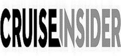 CRUISE INSIDER