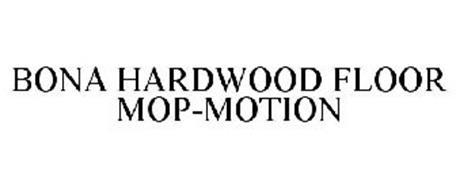 BONA HARDWOOD FLOOR MOP MOTION