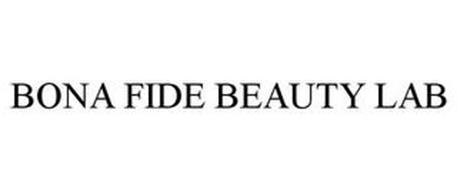 BONA FIDE BEAUTY LAB