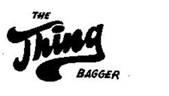 THE THING BAGGER