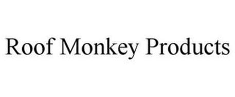 ROOF MONKEY PRODUCTS