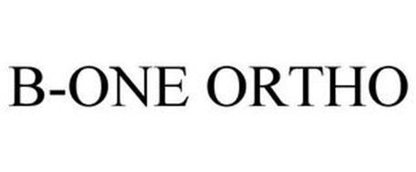 B-ONE ORTHO