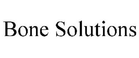 BONE SOLUTIONS