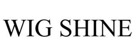 WIG SHINE