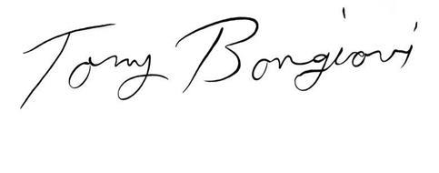 TONY BONGIOVI