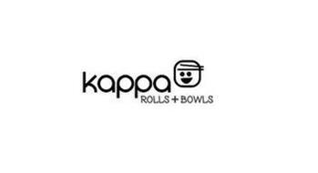 KAPPA ROLLS + BOWLS