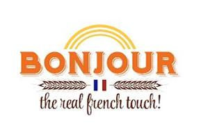 BONJOUR THE REAL FRENCH TOUCH!