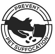 PREVENT PET SUFFOCATION
