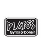 PLATO'S GYROS & DONAIR