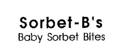 SORBET-B'S BABY SORBET BITES
