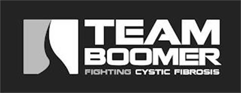 TEAM BOOMER FIGHTING CYSTIC FIBROSIS