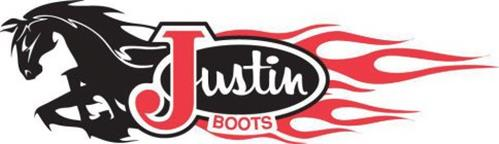 justin boots trademark of boot royalty company lp