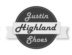JUSTIN HIGHLAND SHOES