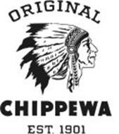 ORIGINAL CHIPPEWA EST. 1901