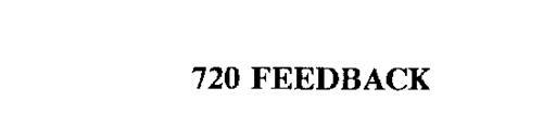 720 FEEDBACK