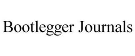 BOOTLEGGER JOURNALS