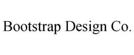 BOOTSTRAP DESIGN CO.