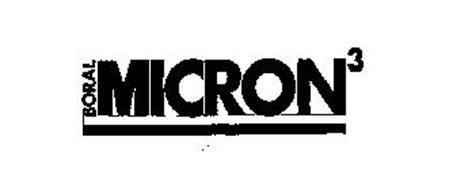 BORAL MICRON 3