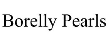 BORELLY PEARLS