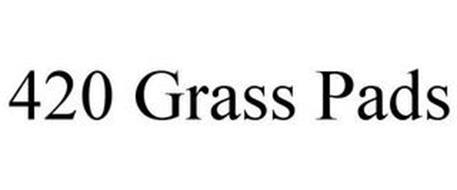 420 GRASS PADS