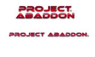 PROJECT ABADDON