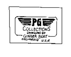 PG COLLECTIONS DESIGNED BY GINGER BORT CALIFORNIA - U.S.A.