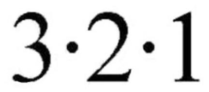 3 · 2 · 1