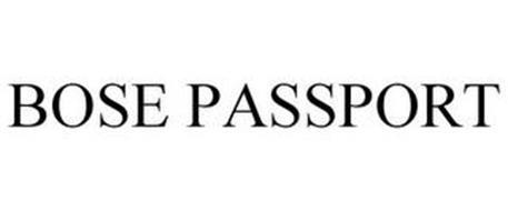 BOSE PASSPORT