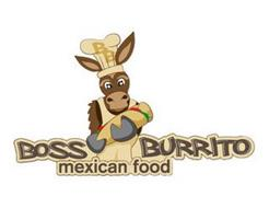 BB BOSS BURRITO MEXICAN FOOD