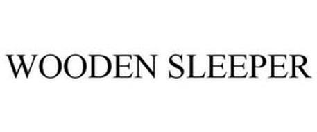 WOODEN SLEEPER