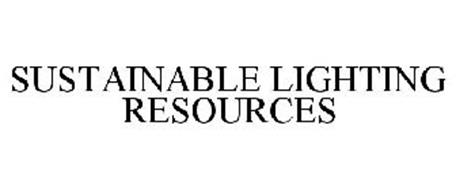 SUSTAINABLE LIGHTING RESOURCES