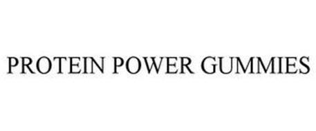 PROTEIN POWER GUMMIES