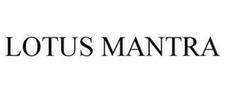 LOTUS MANTRA