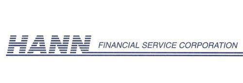 HANN FINANCIAL SERVICE CORPORATION