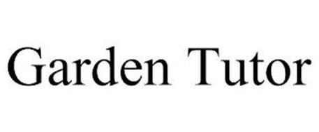 GARDEN TUTOR