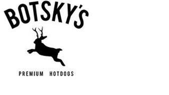 BOTSKY'S PREMIUM HOTDOGS