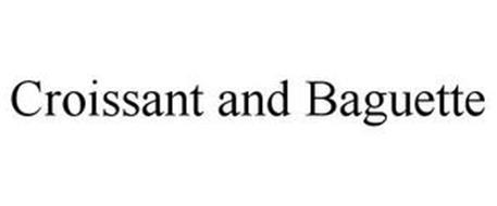 CROISSANT AND BAGUETTE