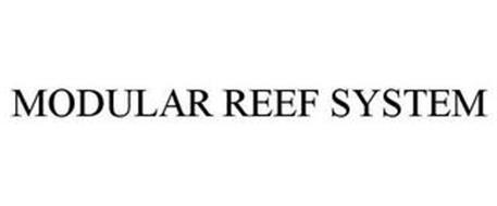 MODULAR REEF SYSTEM