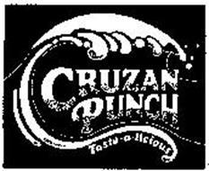 CRUZAN PUNCH TASTE-A-LICIOUS