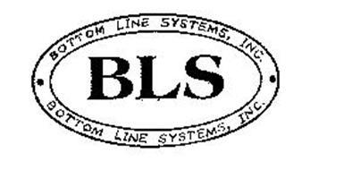 BOTTOM LINE SYSTEMS INC. BLS