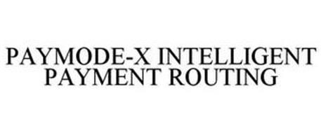 PAYMODE-X INTELLIGENT PAYMENT ROUTING